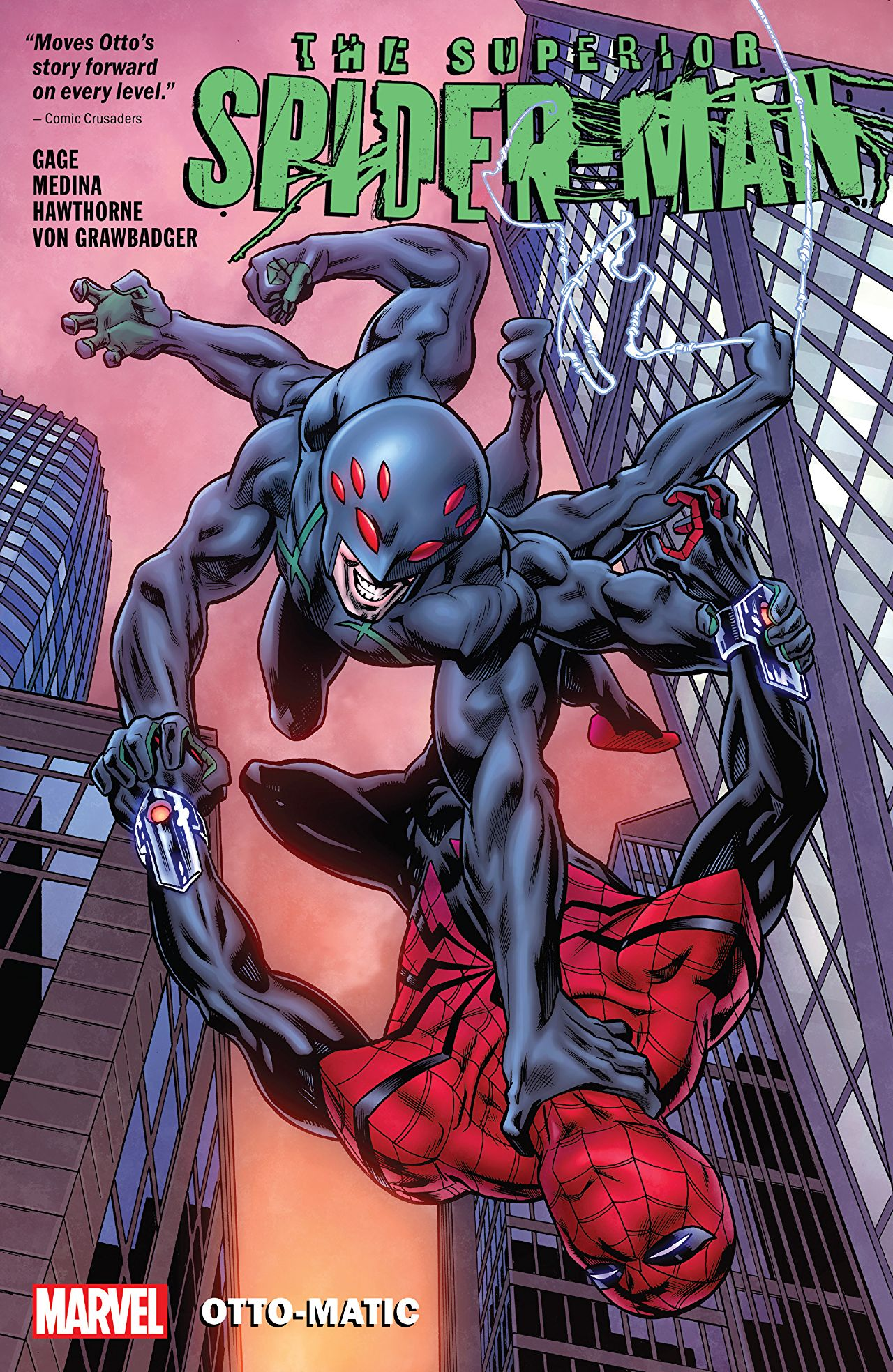 Superior Spider-Man, Vol. 2: Otto-Matic