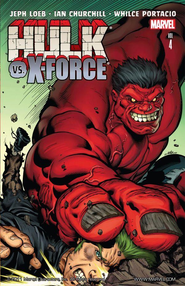 Hulk, Volume 4: Hulk vs. X-Force