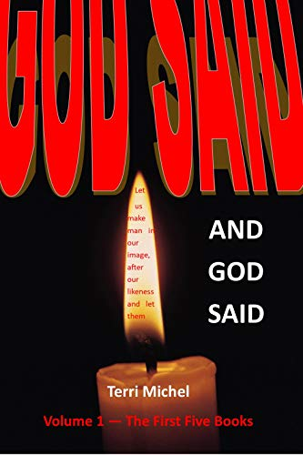 And God Said: AGS Version (The First Five Books Book 1)