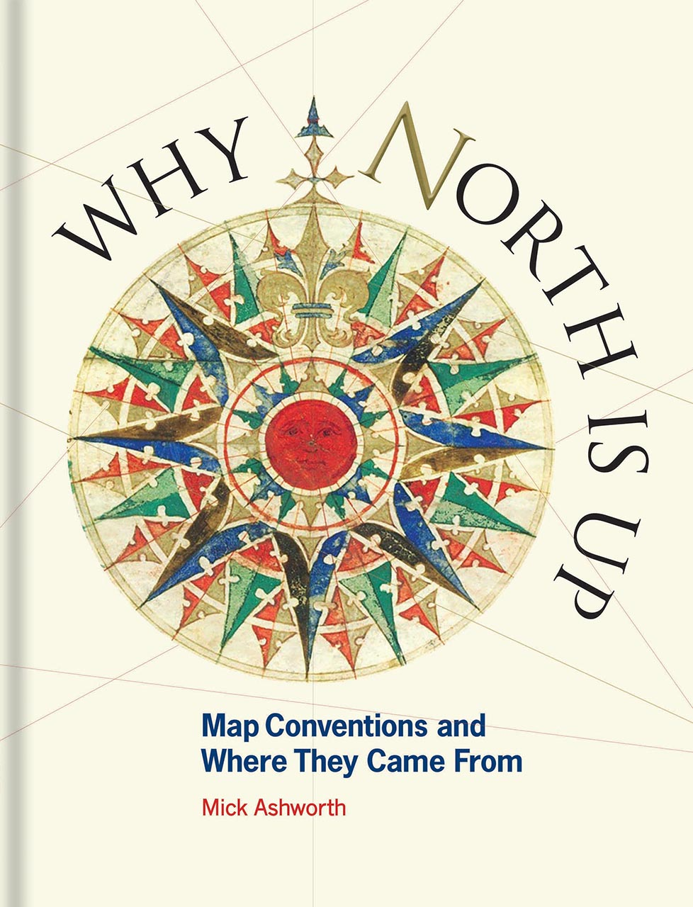 Why North Is Up: Map Conventions and Where They Came From