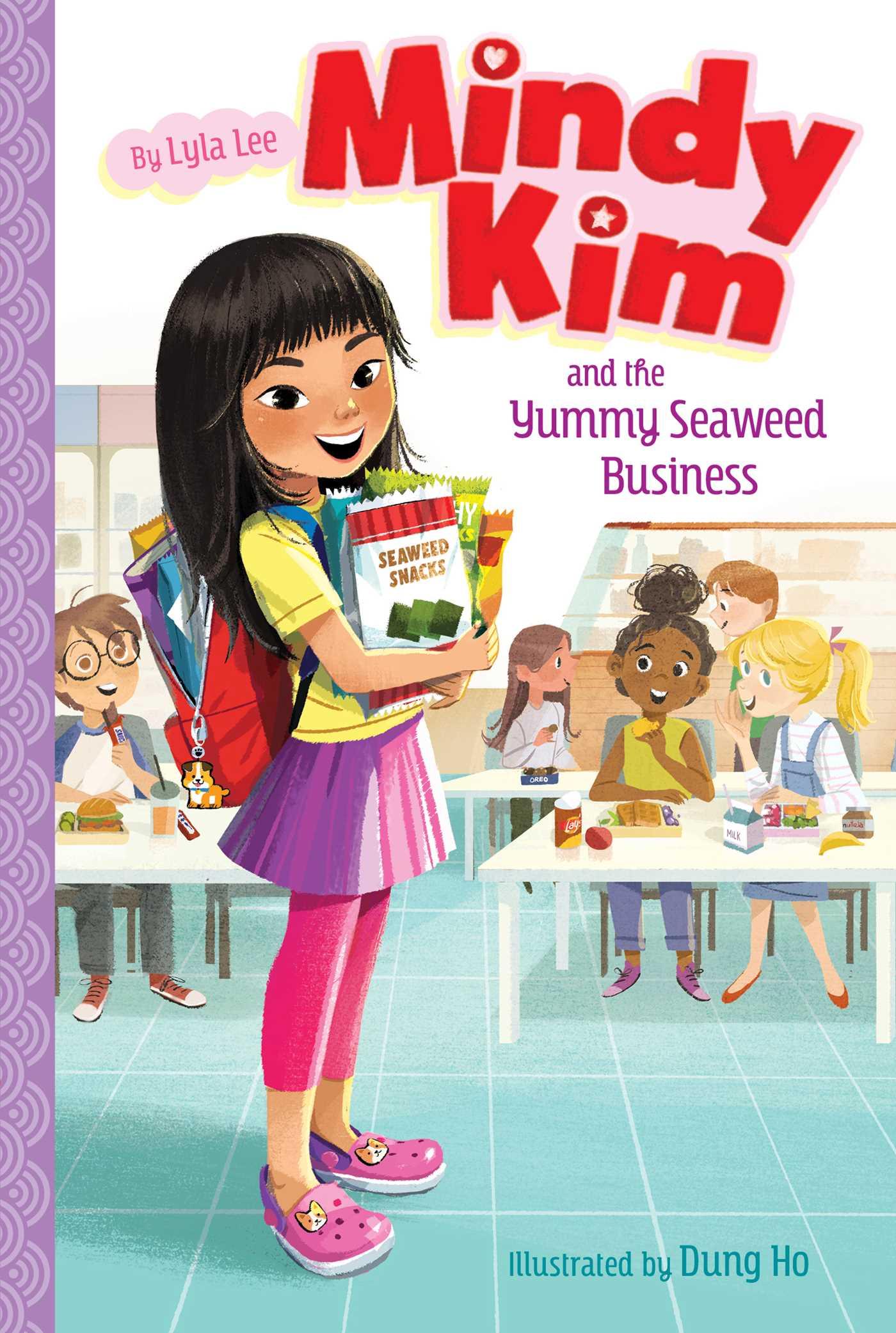 Mindy Kim and the Yummy Seaweed Business (Mindy Kim, #1)