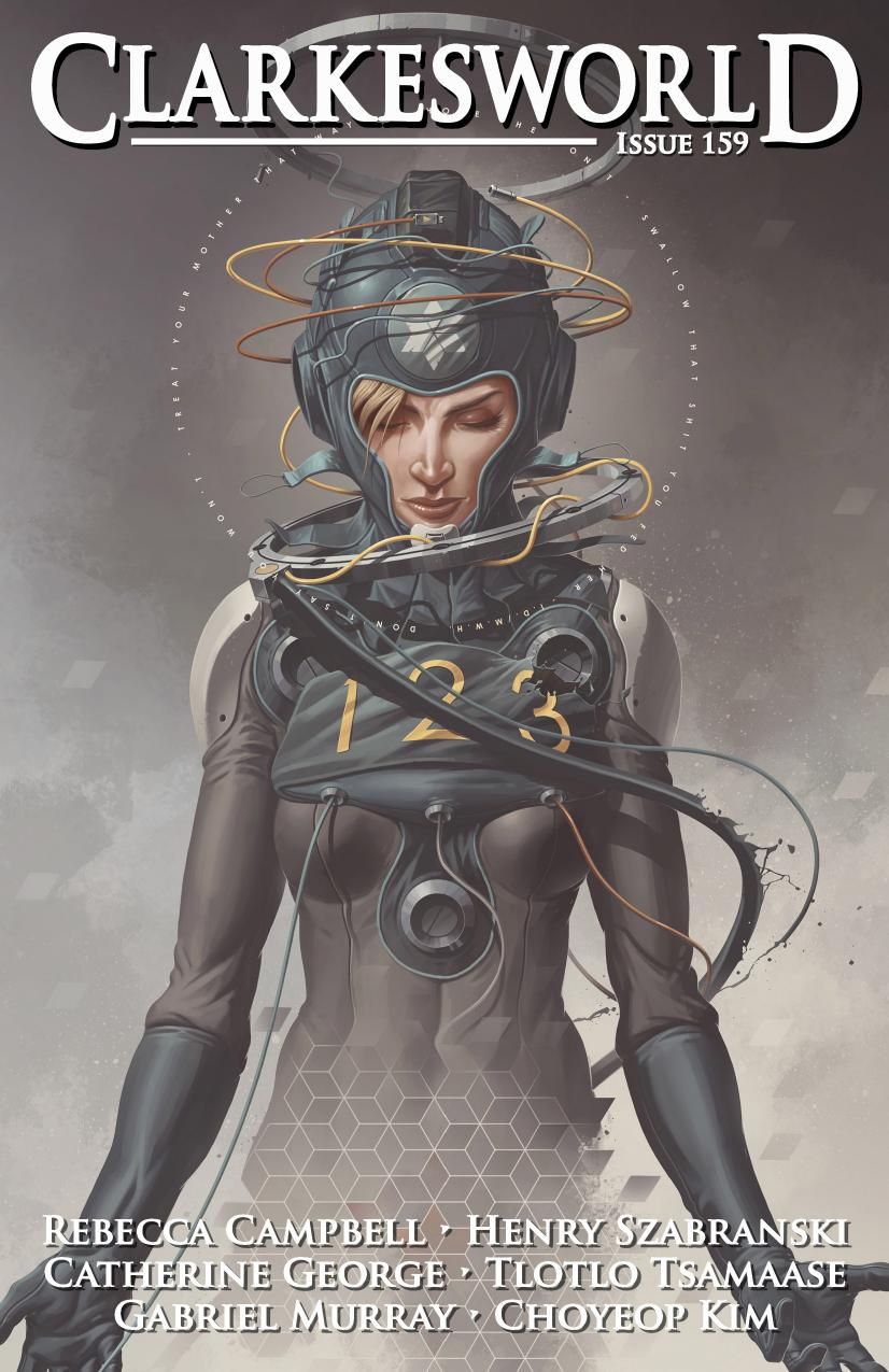 Clarkesworld Magazine, Issue 159