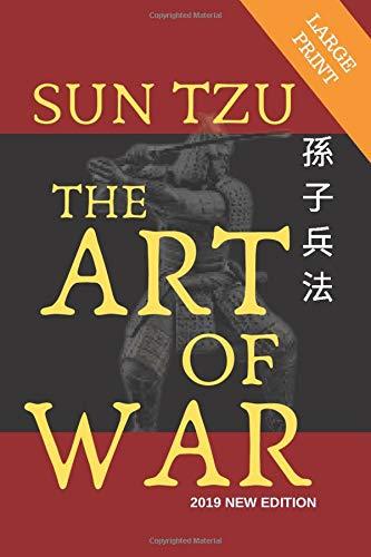 Sun Tzu The Art Of War Large Print: 2019 New Edition