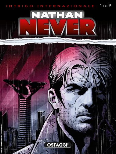 Nathan Never n. 343: Ostaggi!