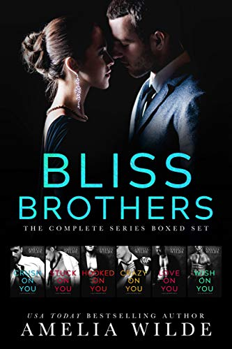 Bliss Brothers: The Complete Series Boxed Set (Bliss Brothers, #1-6)