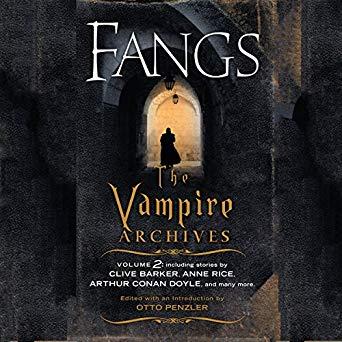 Fangs (Vampire Archives, #2)