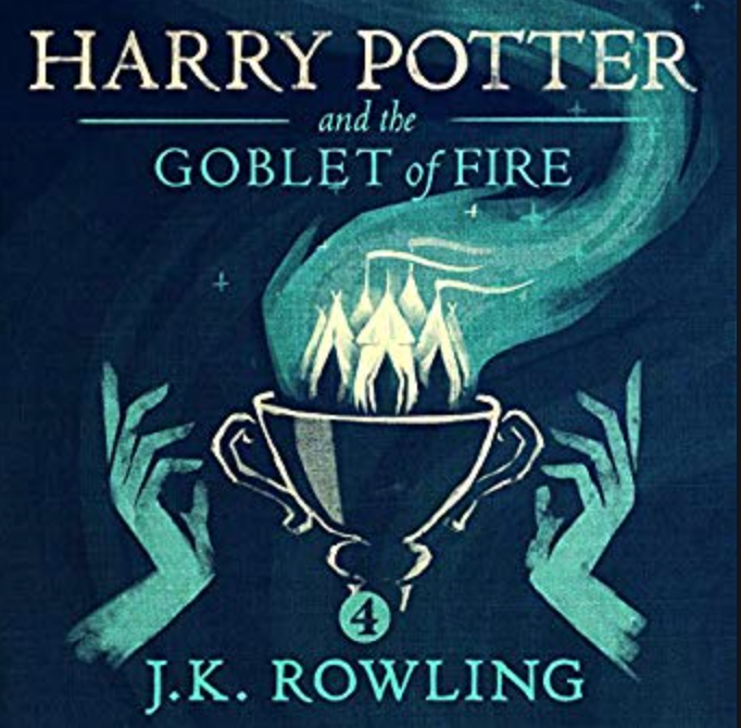 Audiobook Goblet of Fire