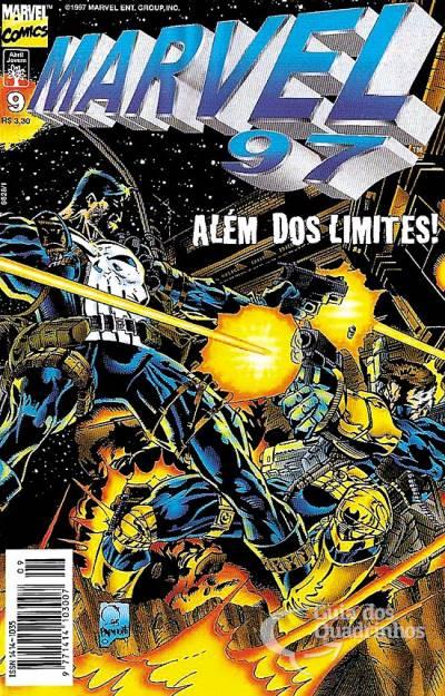 Marvel 97 n° 9
