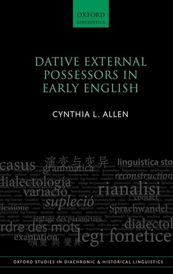 Dative External Possessors in Early English