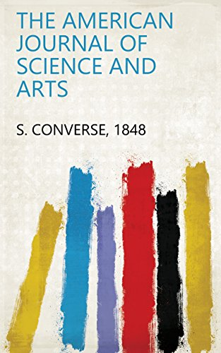 The American Journal of Science and Arts