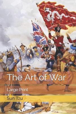 The Art of War: Large Print