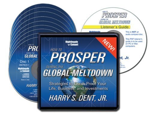 How to Prosper During the Global Meltdown (Strategies to Crash-Proof Your Life, Business, and Investments, Audiobook)