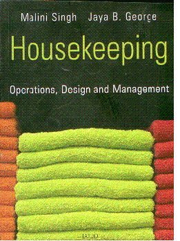 Housekeeping - Operations, Design and Management