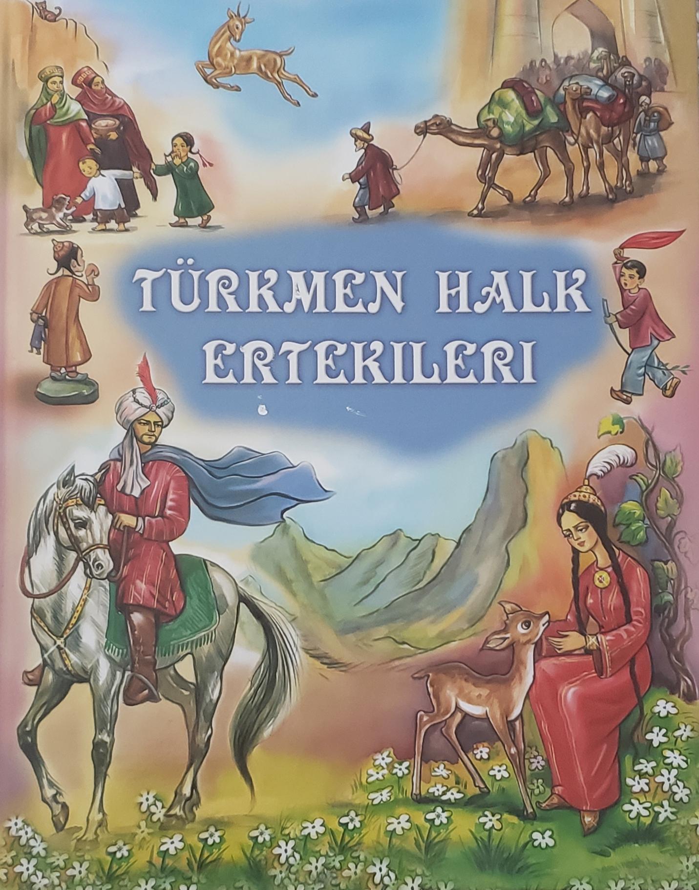Turkmen Halk Ertekileri