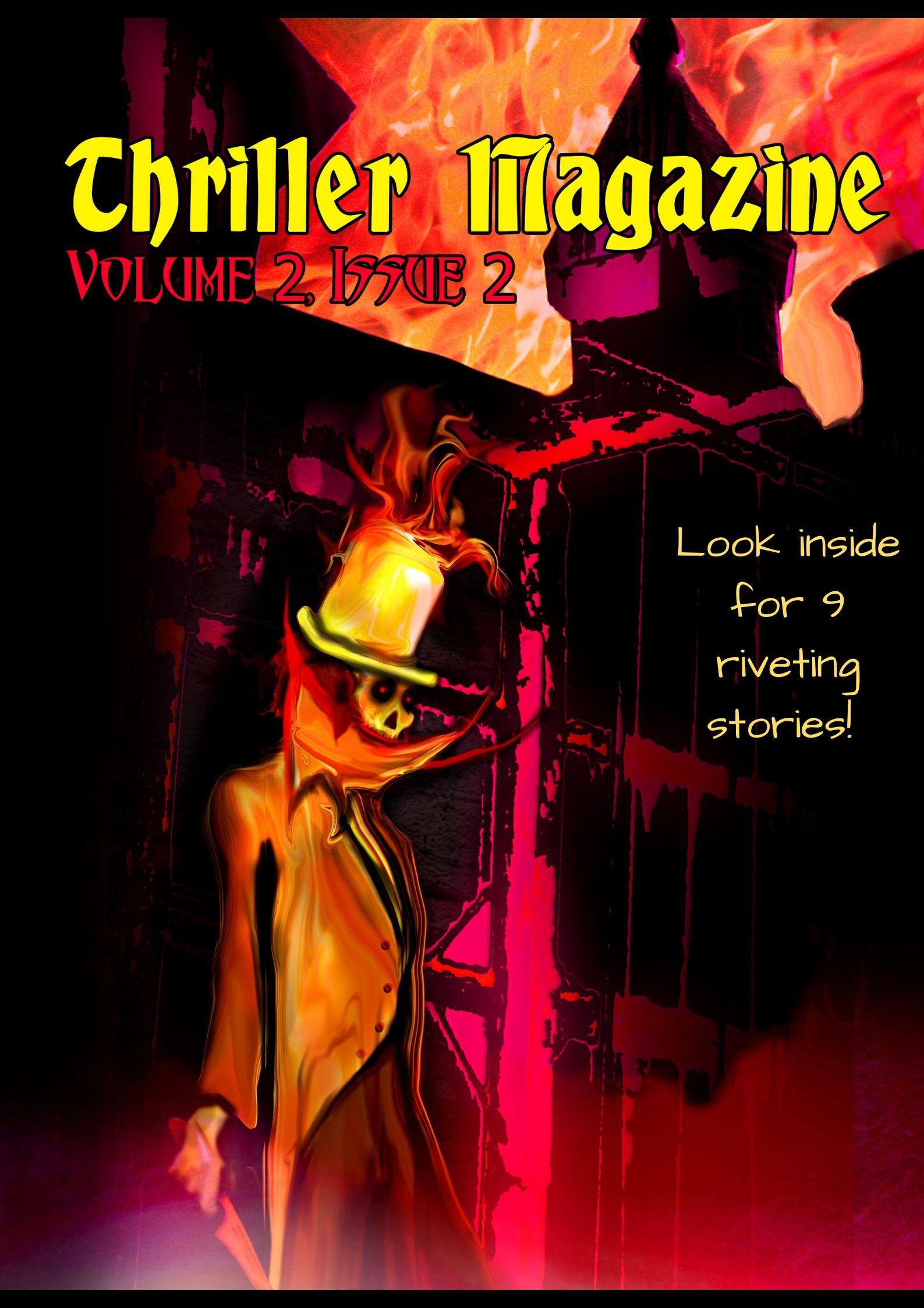 Thriller Magazine (Volume 2, Issue 2)