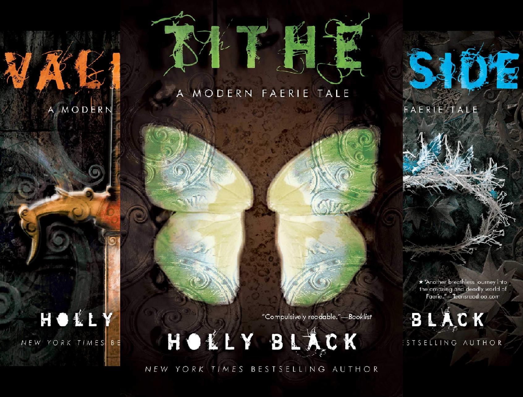 Modern Faerie Tale (3 Book Series)