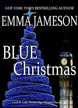 Blue Christmas (Lord & Lady Hetheridge, #6)