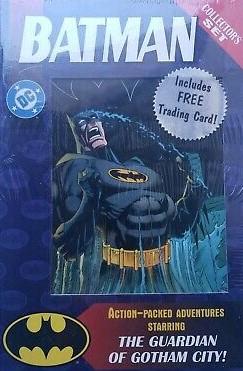 Batman Collector's Set: Batman #520, 521, 522 and Detective Comics #687, 688, 689 With Trading Card
