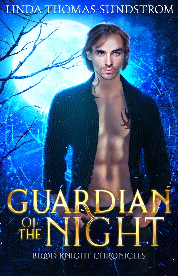 Guardian of the Night (Blood Knight Chronicles #3)