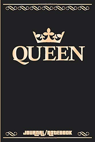 Queen Notebook/Journal: A Positive Message Note Book Journal For Strong Women