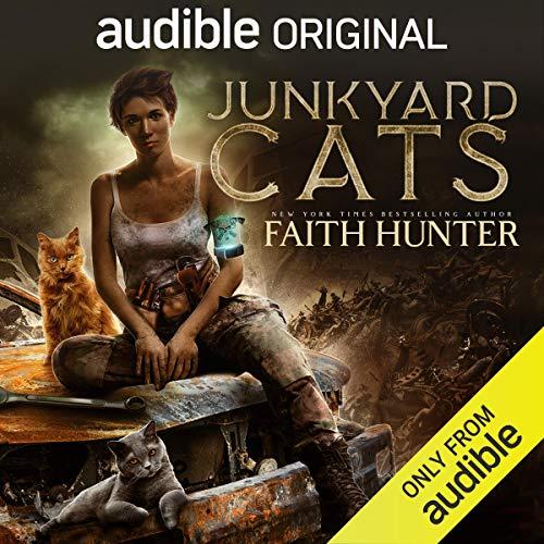 Junkyard Cats