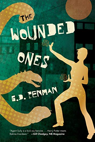 The Wounded Ones (Witch of Empire #2)