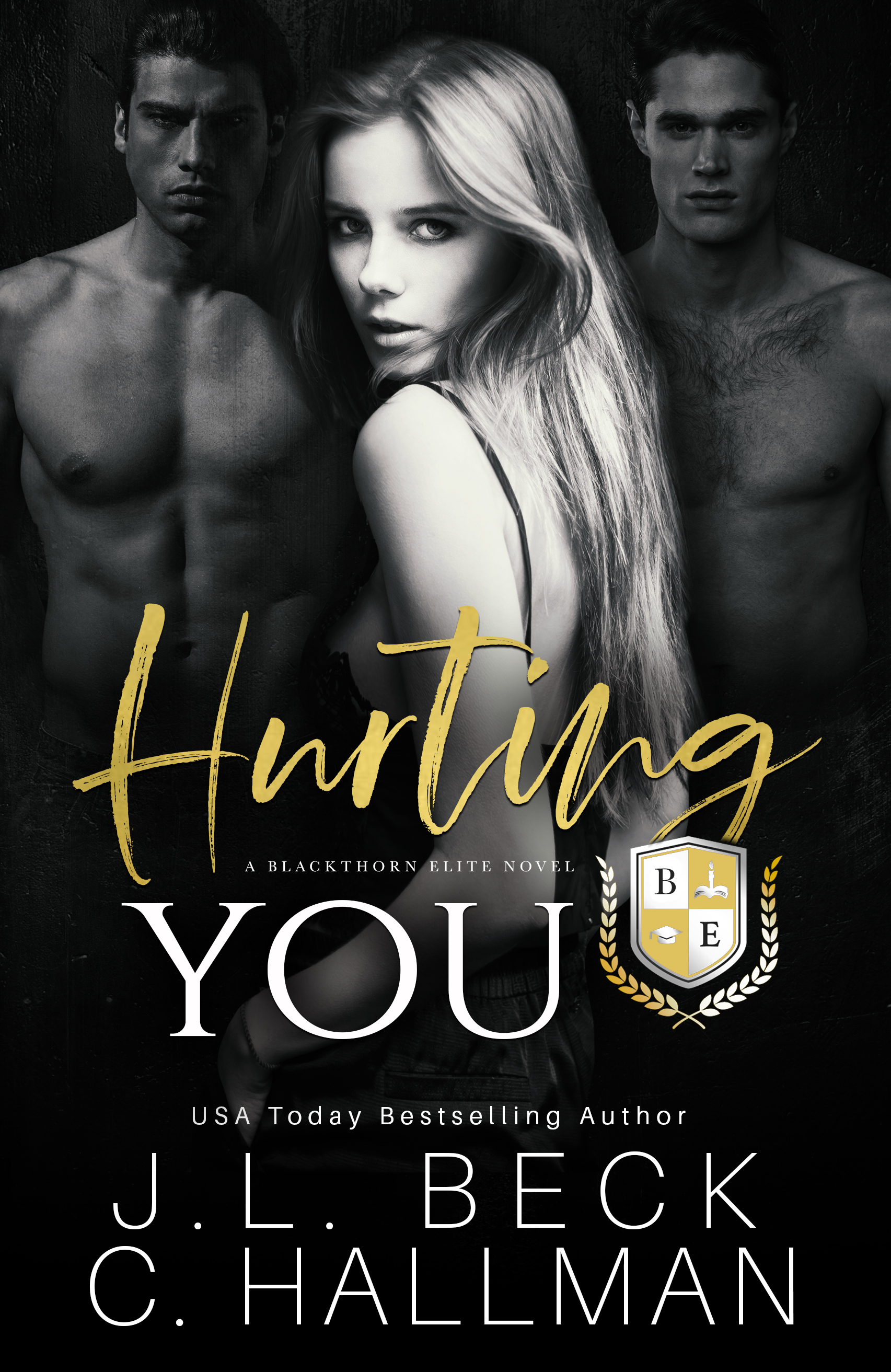 Hurting You (Blackthorn Elite #3)