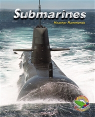 Submarines (Flying Colours, Non-fiction: Levels 21-22/23)