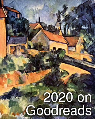 2020 on Goodreads