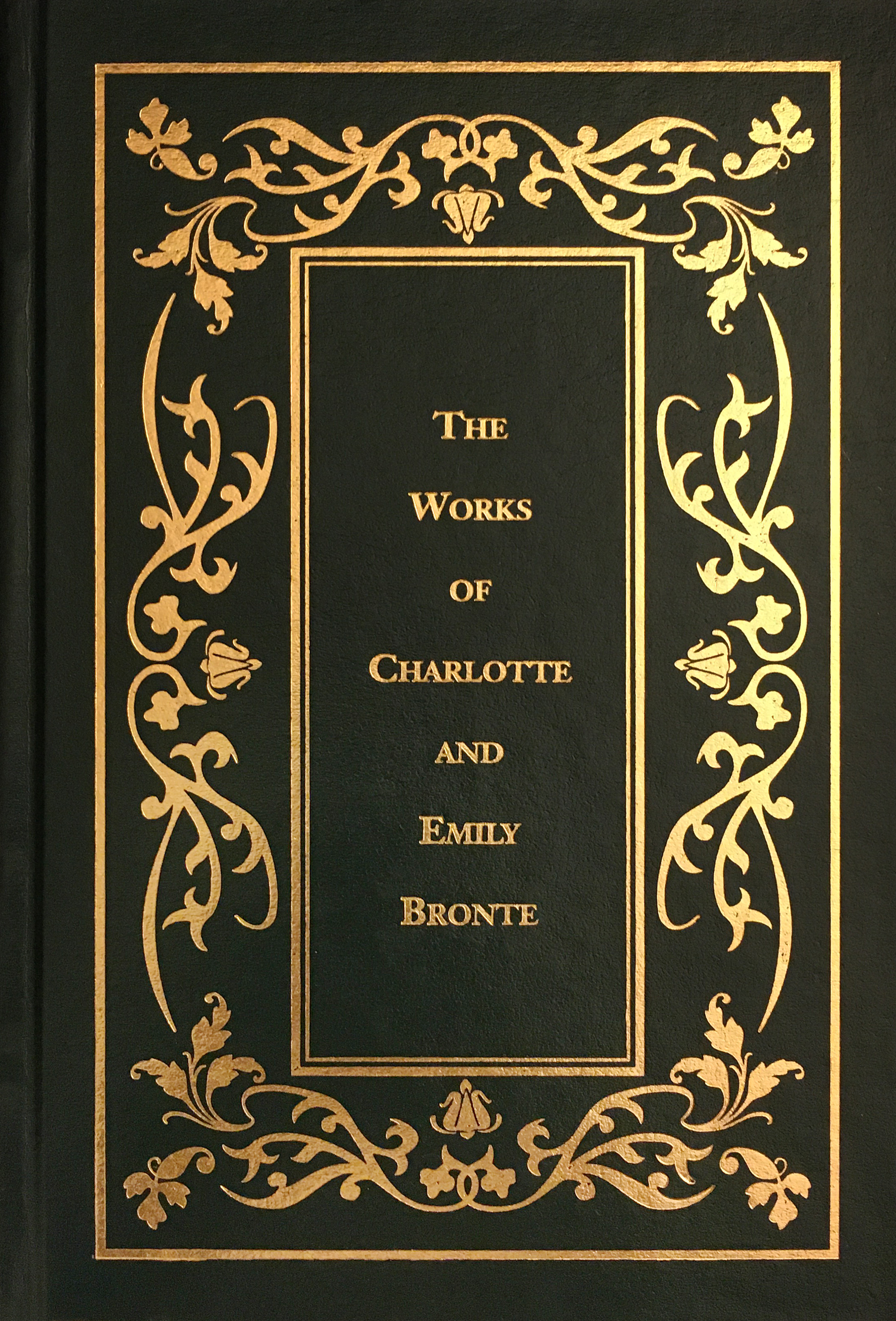 The Works of Charlotte and Emily Bronte