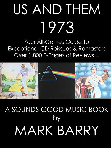 US AND THEM - 1973 - Your All-Genres Guide To The Best CD Reissues & Remasters... (Sounds Good Music Book)