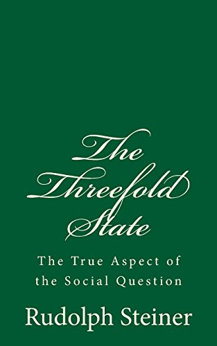 The Threefold State: The True Aspect of the Social Question