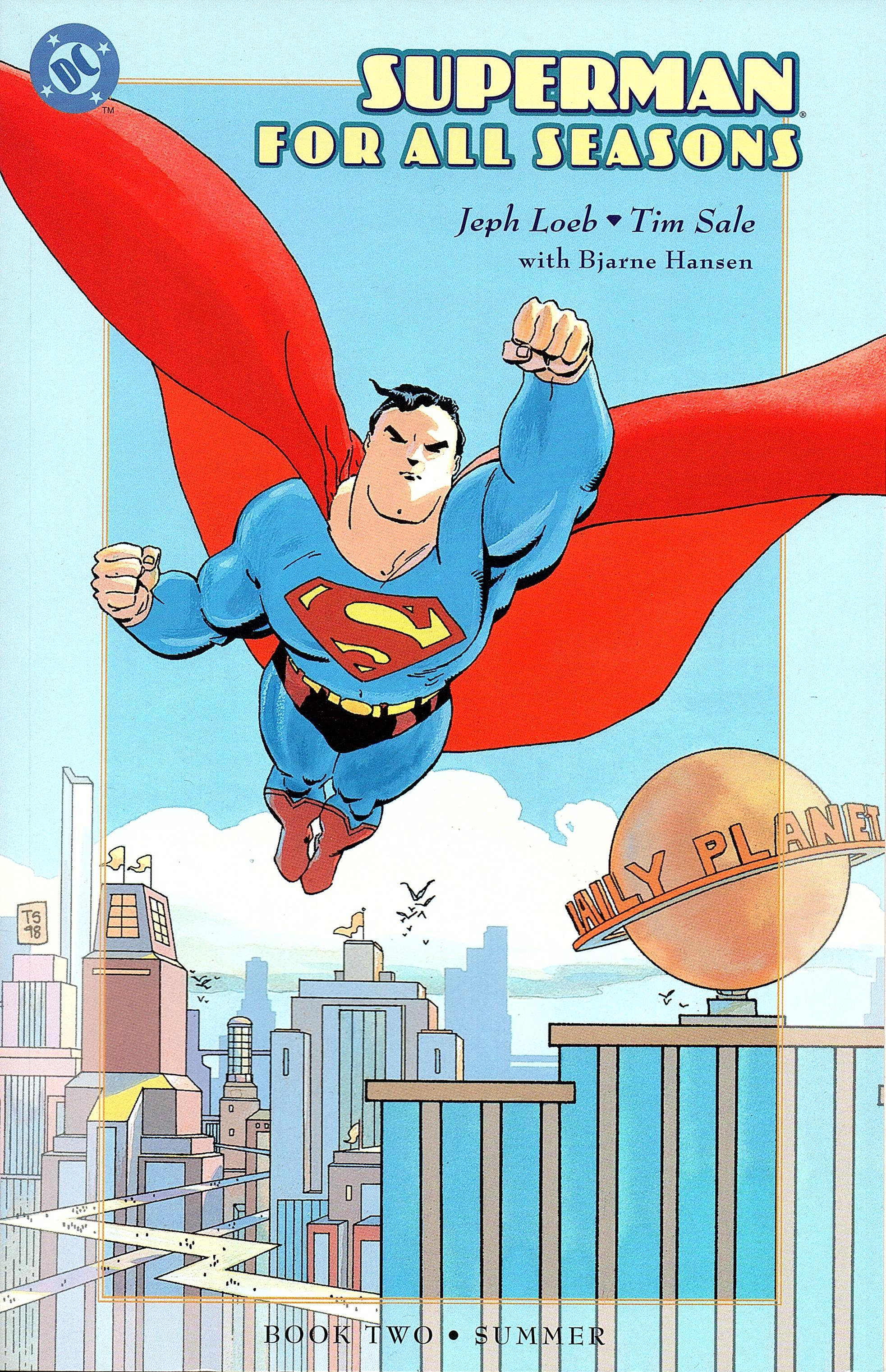 Superman: For All Seasons #2