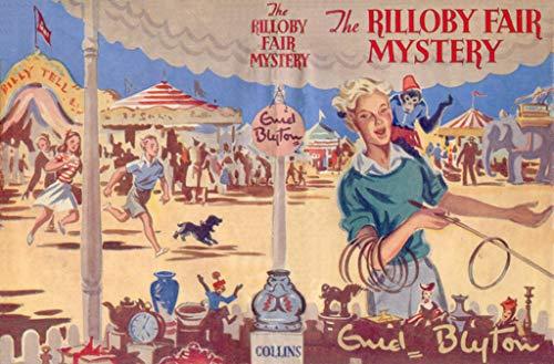 The Rilloby Fair Mystery (Barney Mysteries #2)