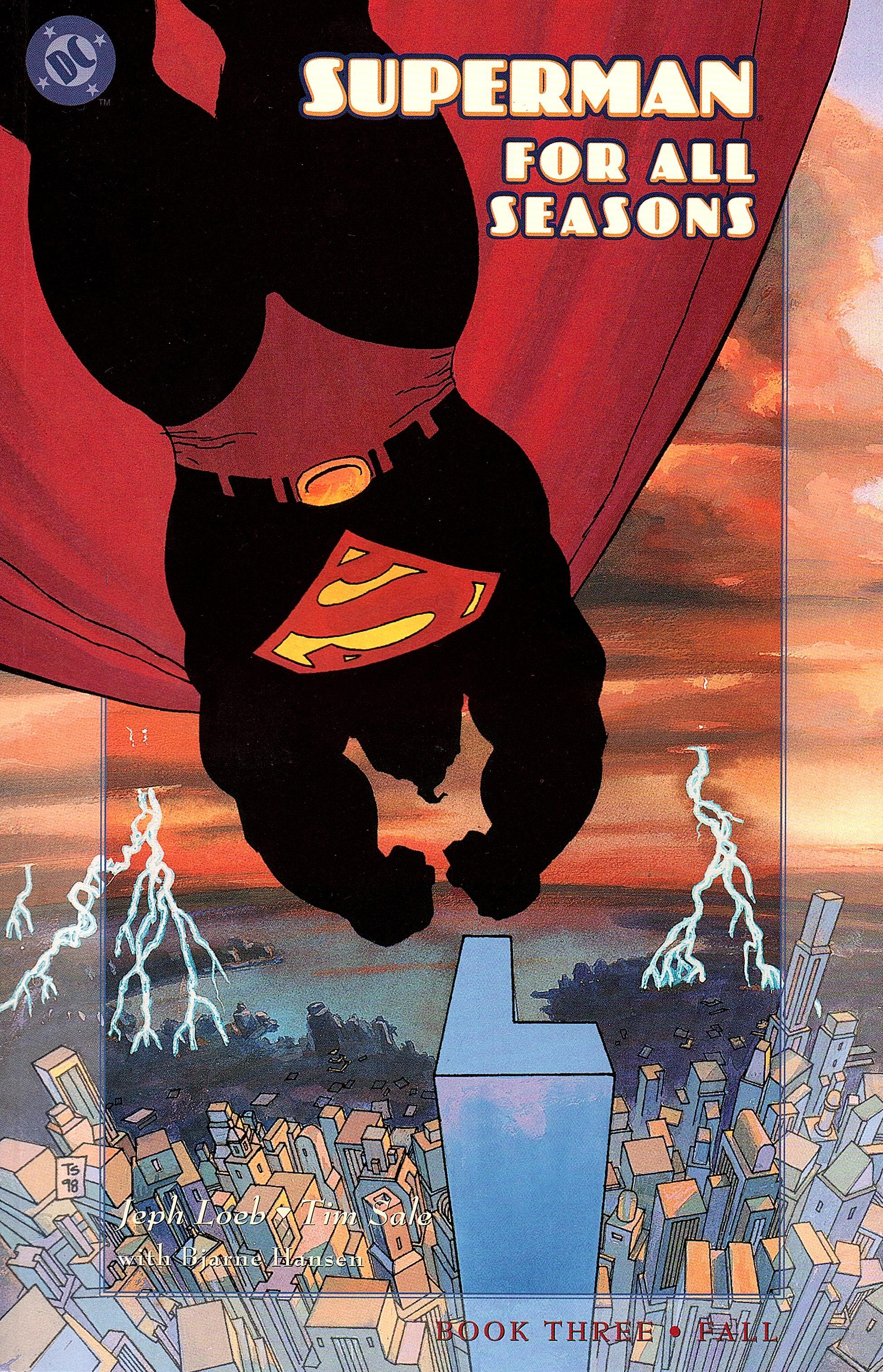 Superman: For All Seasons #3