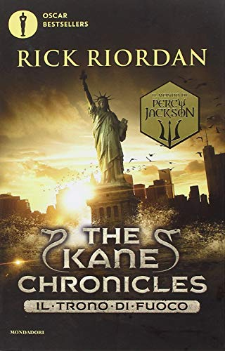 Il trono di fuoco. The Kane Chronicles