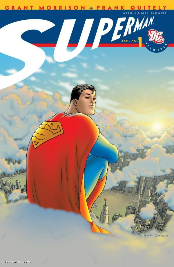 All-Star Superman #1
