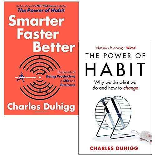 Smarter Faster Better, The Power of Habit