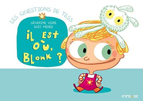 Il est où Blonk ?