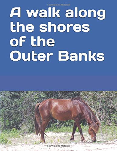 A walk along the shores of the Outer Banks: A senior reader picture book / travel magazine for memory care / dementia care