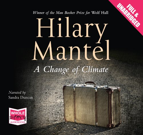 A Change of Climate (Unabridged Audiobook)