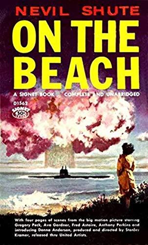 On the Beach. A1957 Novel