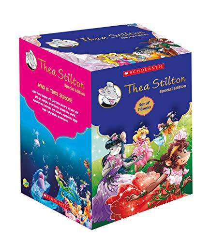 Thea Stilton Special Edition Set of 7 Books