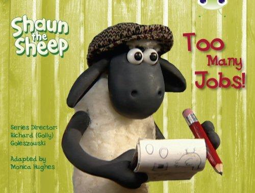 Shaun the Sheep: Too Many Jobs! (Yellow C)