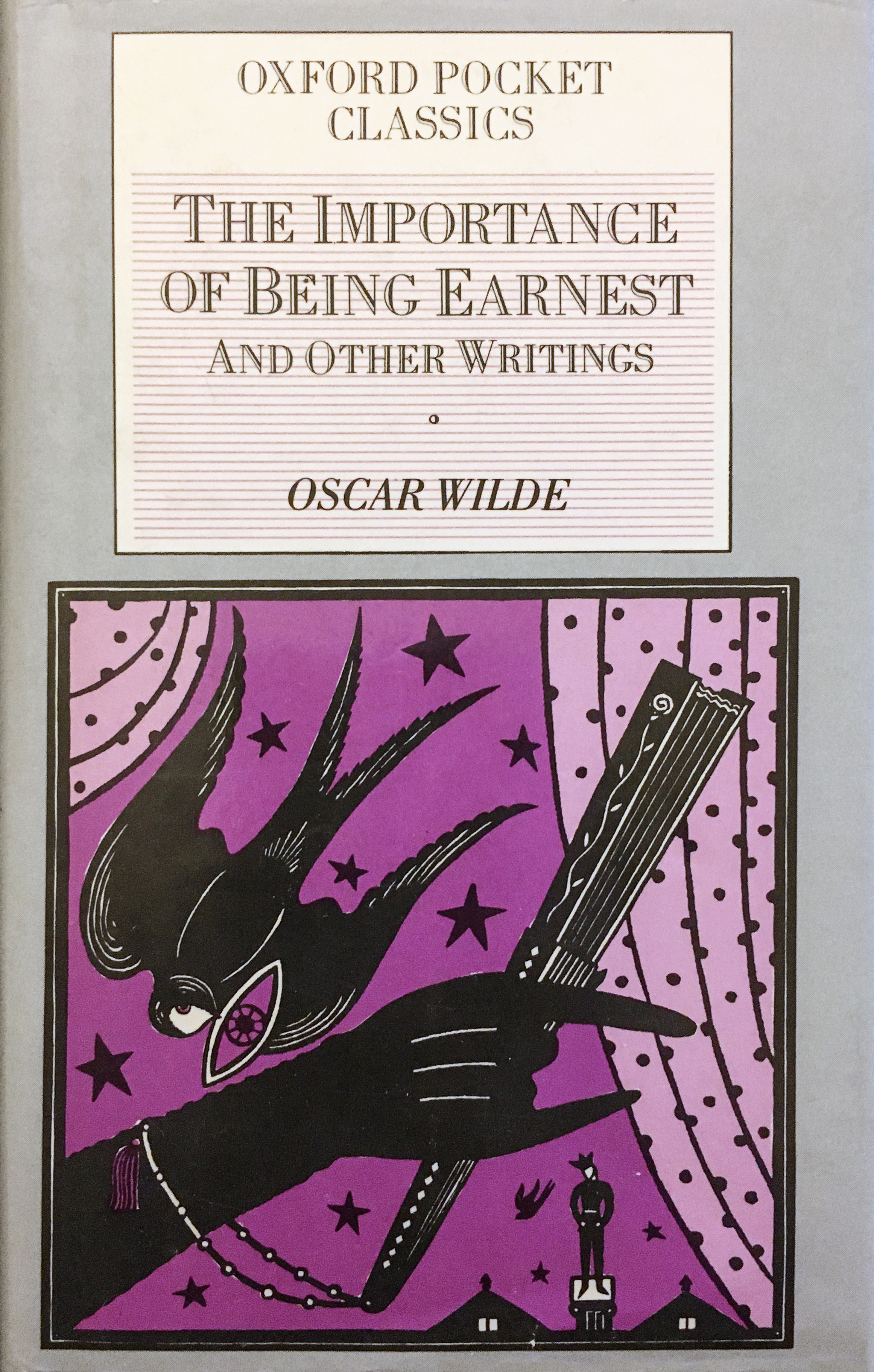 The Importance of Being Earnest and Other Writings