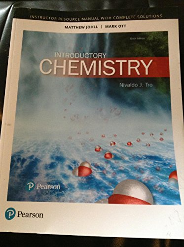 Introduction Chemistry