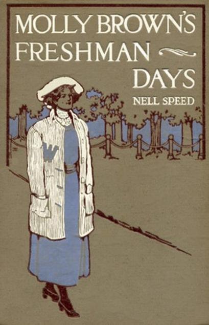 Molly Brown's Freshman Days (Molly Brown, #1)