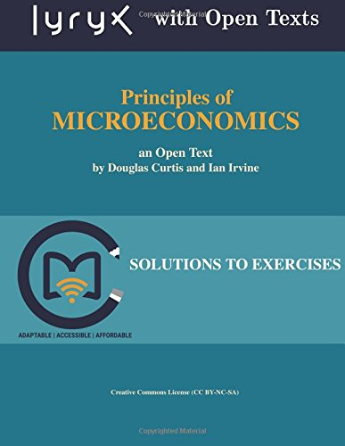 Principles of Microeconomics: Solutions to Exercises
