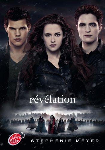 Twilight, Tome 4 : Révélation