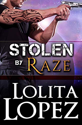 Stolen by Raze (Grabbed, #4)